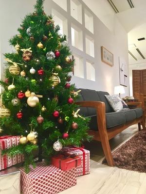 withクリスマスツリー