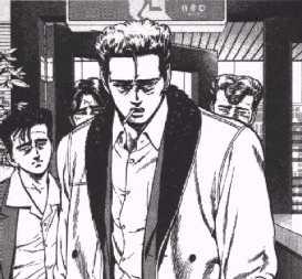 【ろくでなしBLUES】葛西と鬼塚、ともに前田に更生させられた二人だが・・・