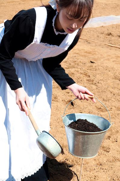 メイドの暮らし ep.1「小さな畑、はじめました」