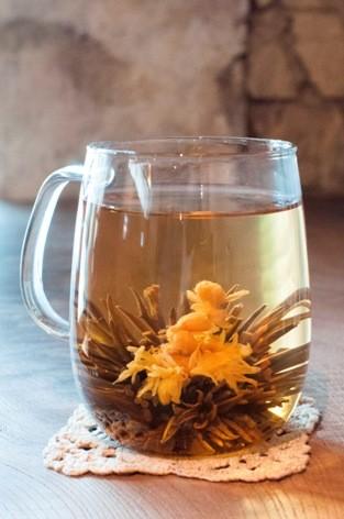 黄爛工芸茶
