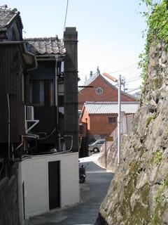 唐人屋敷跡路地