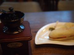ミル挽きコーヒー