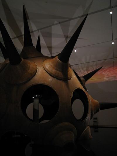 ウルトラ—黒い太陽