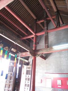 福建会館内部