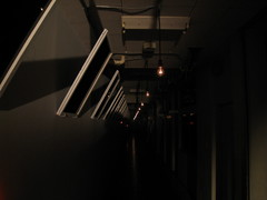 最後の教室 廊下
