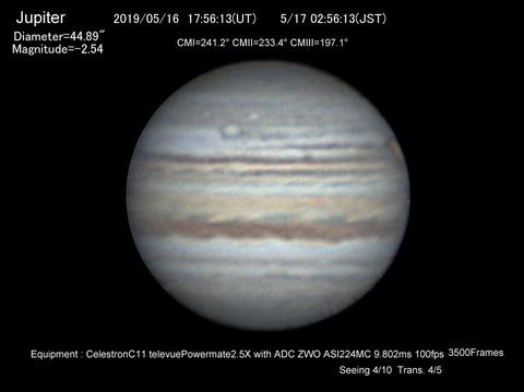 Jupiter20170516
