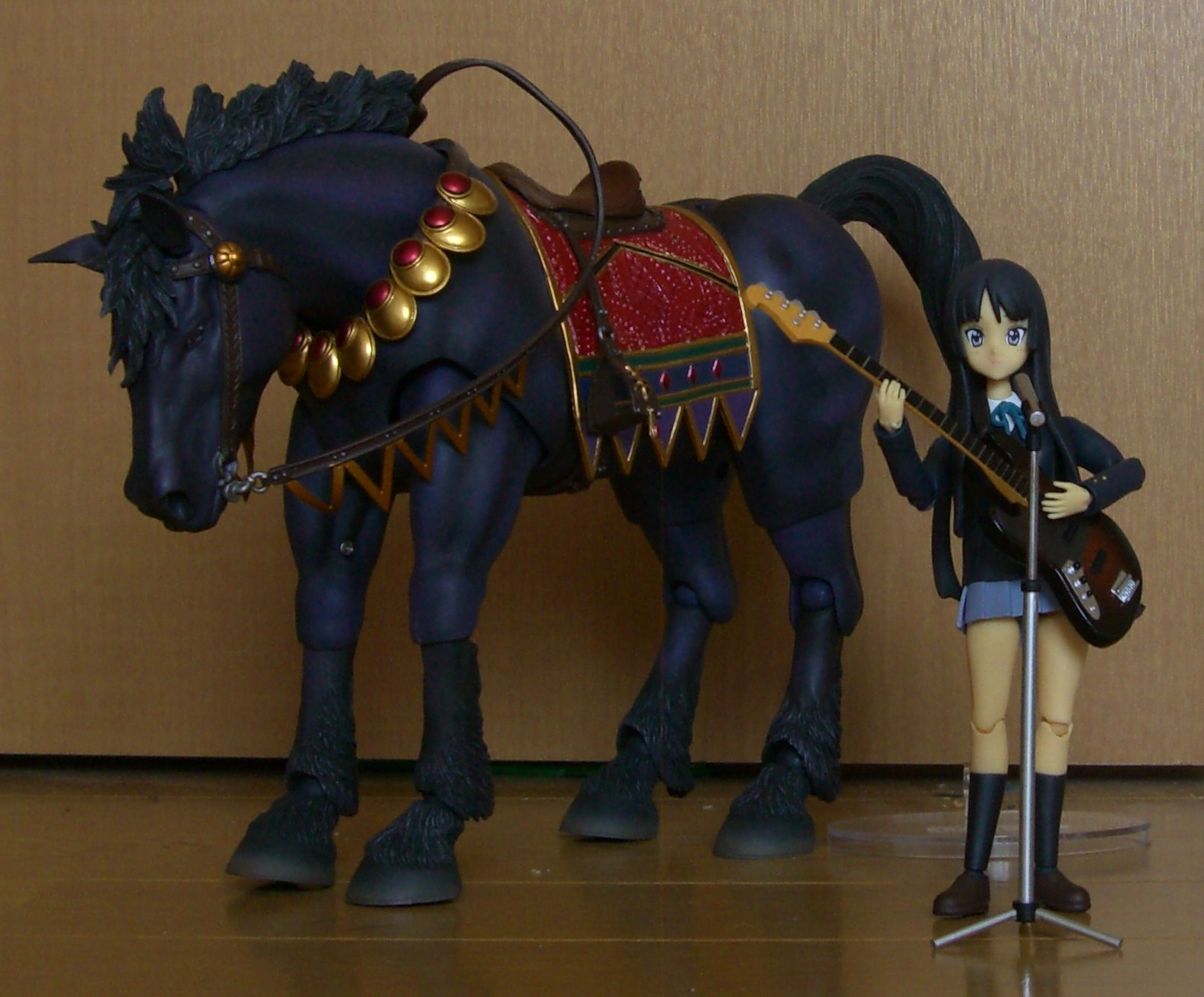 秋山好古が馬にて候