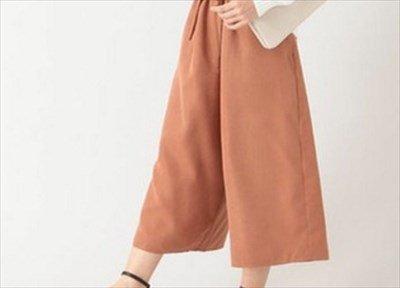 最近、女がよく履いてるブカブカのズボンってどこが可愛いんや