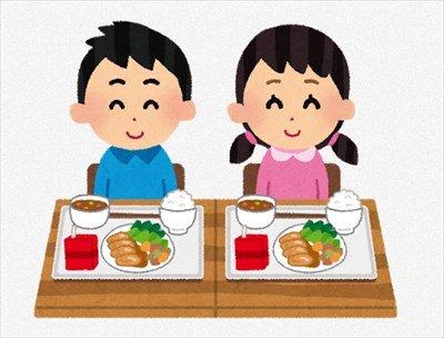 最近の学校の給食が美味いって本当?