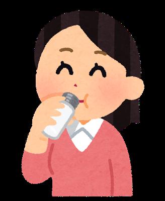 suitou_mini_drink_woman