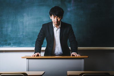 学校の先生だけど、もうやめたい・・・