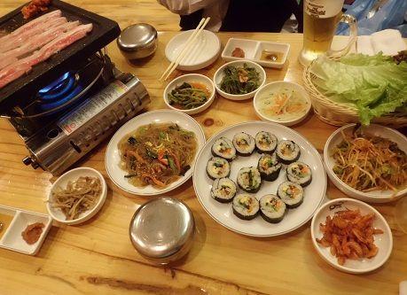 koreandinner2