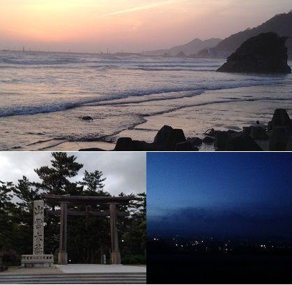 宍道湖出雲ナイトドライブ