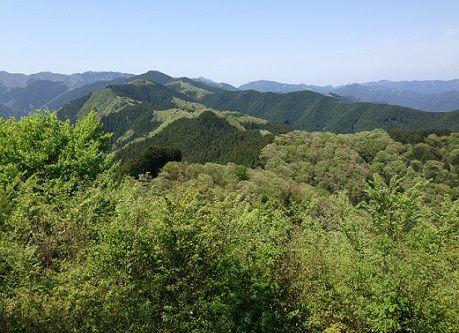 viewfromiwatakeishiyama