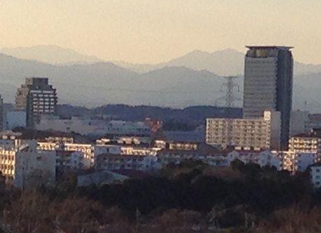 大菩薩と三頭山s