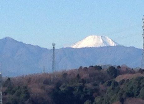 蛭ヶ岳と富士山s