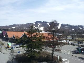 軽井沢駅 スキー場