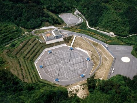 京都大学生存圏研究所 MUレーダー