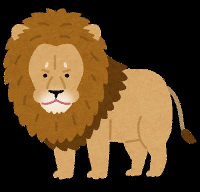 【衝撃】うっかり足を滑らせて落ちたライオンとそれを心配そうに見守るライオンが可愛すぎる・・・
