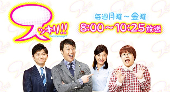 【芸能】加藤浩次、『スッキリ』のギャラを告白?「8万5000円(笑)」…0たらんwwwwwww