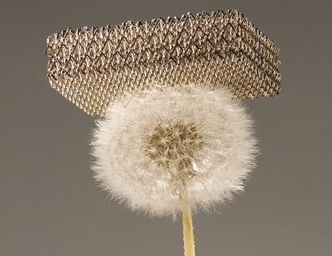 世界最軽量の素材、99.99%が空気