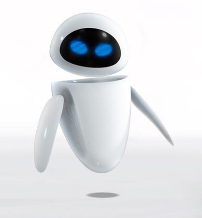 Wall-E-Eve