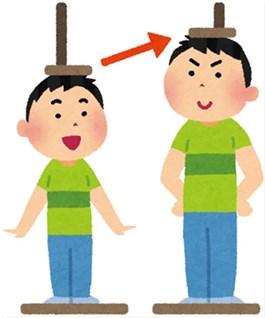 子供の身長を高くしてあげるにはどうしたらいいの??
