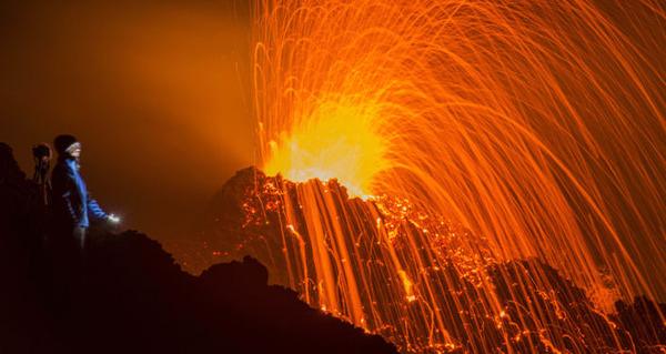 カムチャッカ五大火山が一斉噴火、ロシアがオレンジコード発令!!!!
