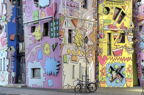 colorful-psychedelic-cartoon-buildings-james-rizzi-germany-6-2