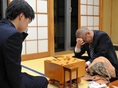 【将棋】神谷八段、相手が詰んでいるのに何故か投了してしまう・・・・・・・