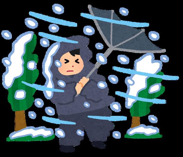 気象庁「東京で大雪が!!!!!」  東京人「助けてクレメンス…」  北海道民「…」