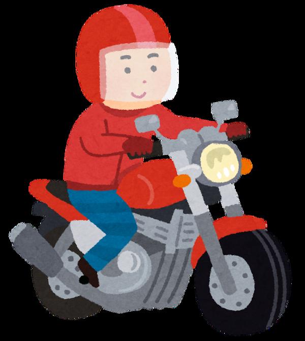 脳外科医からバイク乗りへの忠告・・・・・