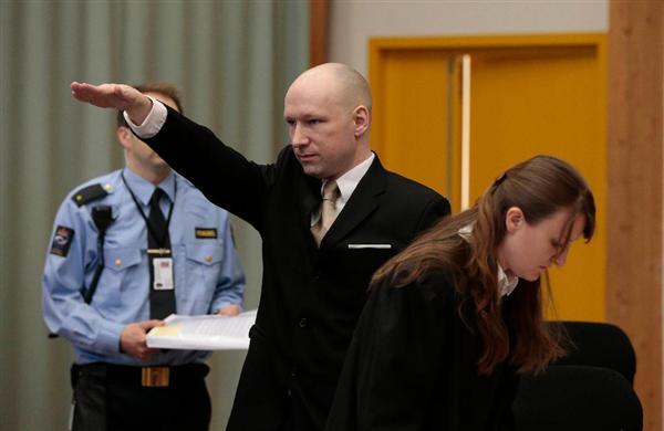 【悲報】ノルウェーで77人を殺害した犯人、3部屋TVプレステを与えられてる状況で、受刑者人権を盾に更に待遇改善を訴えるwwwwwwwwwwwwwwwww