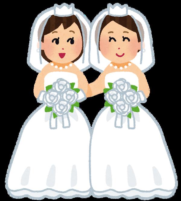 同性婚に賛成です。愛している人同士が結婚することに反対する理由が分からない・・・・