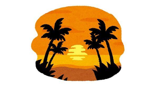 ハワイに行った日本人女性が入国審査で審査官から渡されたカードが話題に・・・・