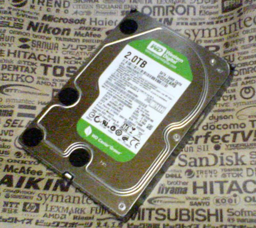 HDD-2T