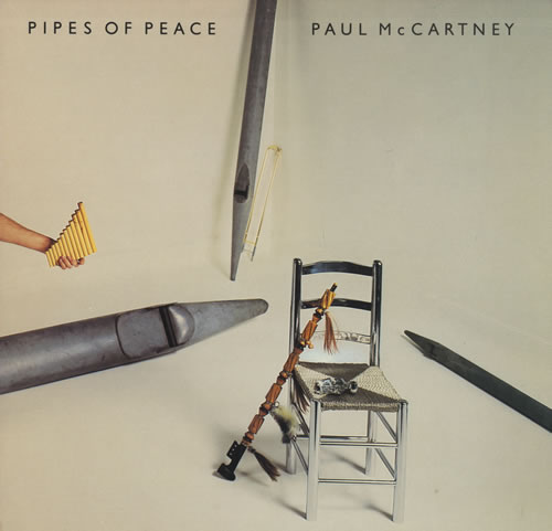 Pipes of Peace/Paul McCartney...
