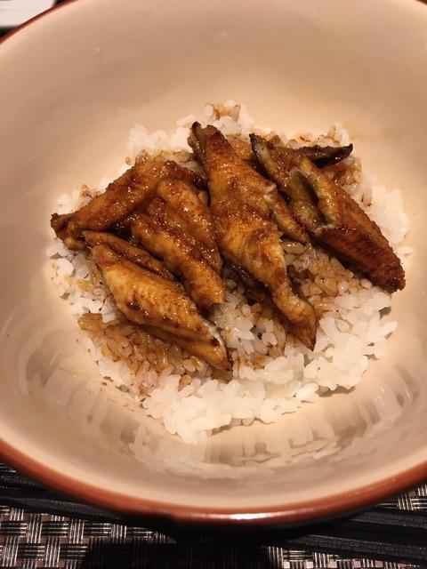 ⑪2穴子丼