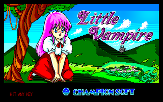 Little Vampire サンプル