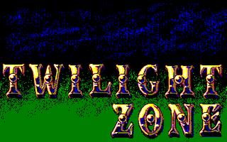 TWILIGHT ZONE 2 サンプル