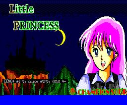 Little PRINCESS サンプル
