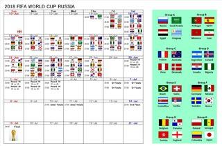 schedule2018