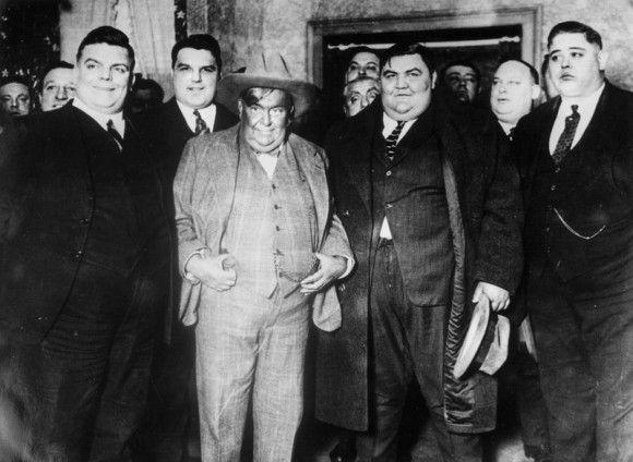 かつてアメリカには太っていることを謳歌する結社があった。「ファットマンズクラブ」の歴史