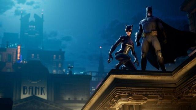 『フォートナイト』バットマンとコラボ!かっこよすぎてスキンを買ってしまう人が続出!