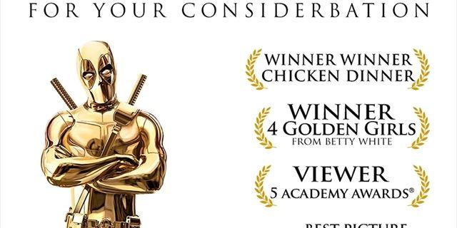 【ギズモード独占先行解禁】腹筋の準備はいいか。デップーさんが明日のアカデミー賞をエサに爆笑ギャグの予告映像を公開