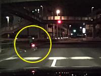 警官に憧れていた偽パトカーうp主。逃走バイクを追跡して「おいゴラッ!このやろー」