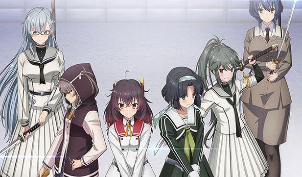 OVA『刀使ノ巫女 刻みし一閃の燈火』キービジュアル&キャラクター情報が公開!