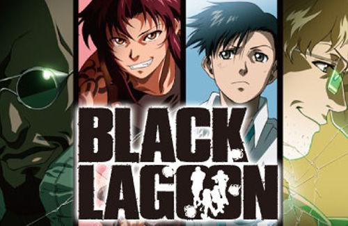 アニメ『BLACK LAGOON』1期&2期の地上波再放送決定! 来月から