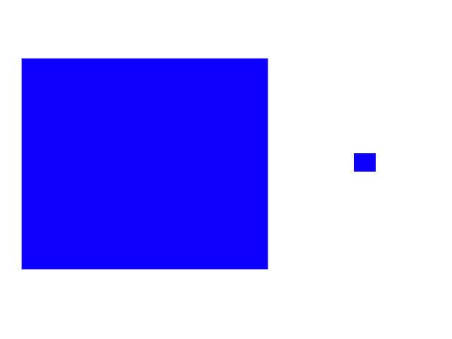 色面積での比較