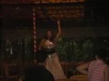 プロのダンサー